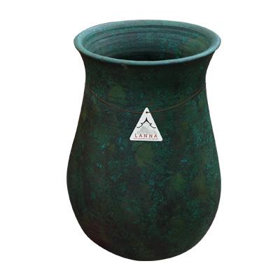 EMERALD - GREEN Lanna Pottery Range